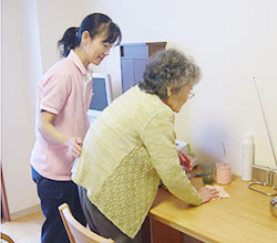 入所サービス写真4