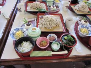 山菜料理3